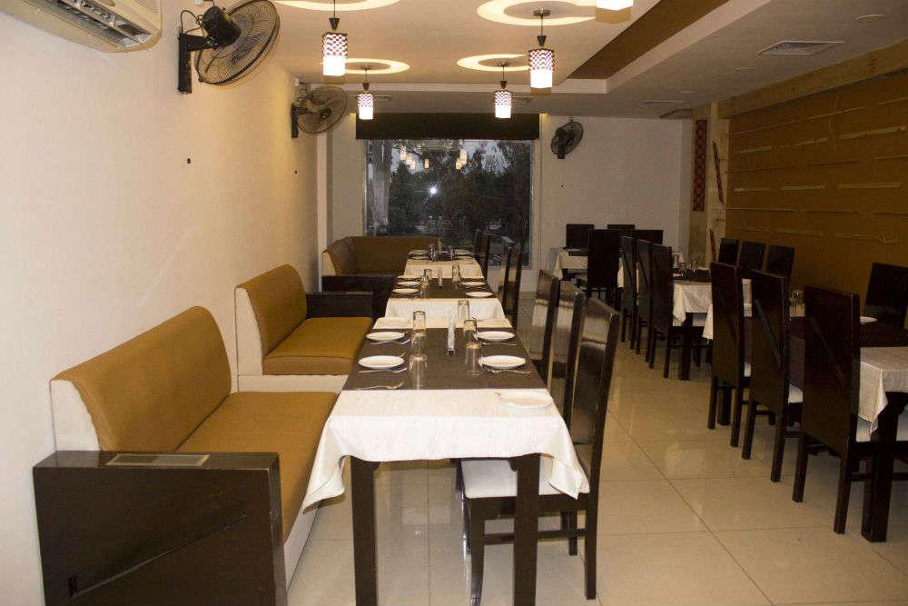 Hotel Alpine Restaurant