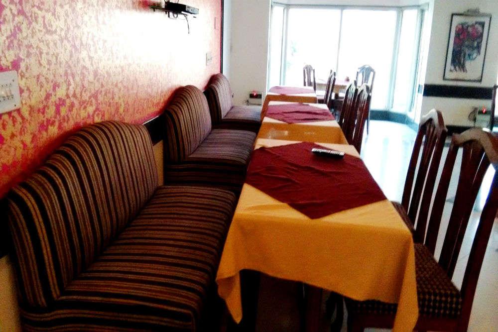 Parakeet Restaurant