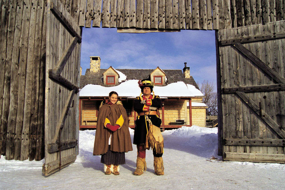 Attend the Festival du Voyageur