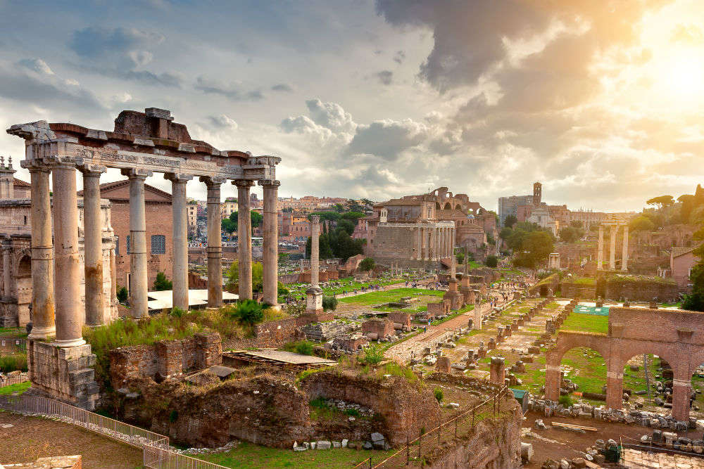 An overview of the must see places in Rome – the Ancient Centre
