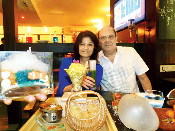 Restaurant review chemistry 101 gastro bar times of india for Food 101 bar bistro