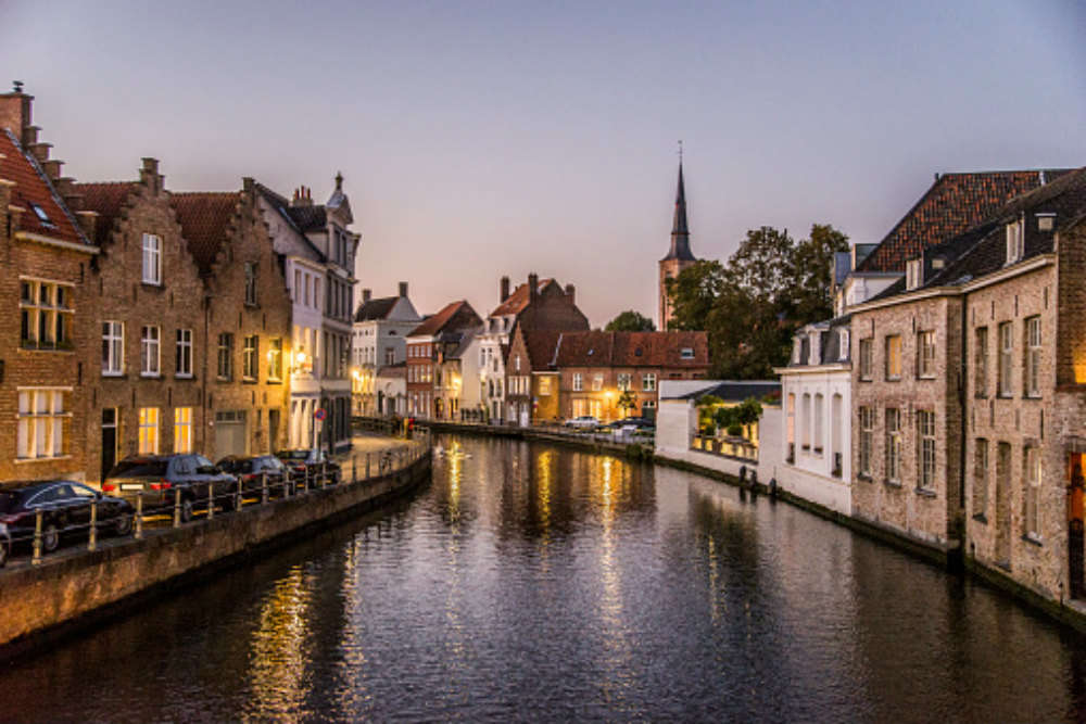 Belgium is what dreams are made of—chocolates, beers, biking, and sailing on canals