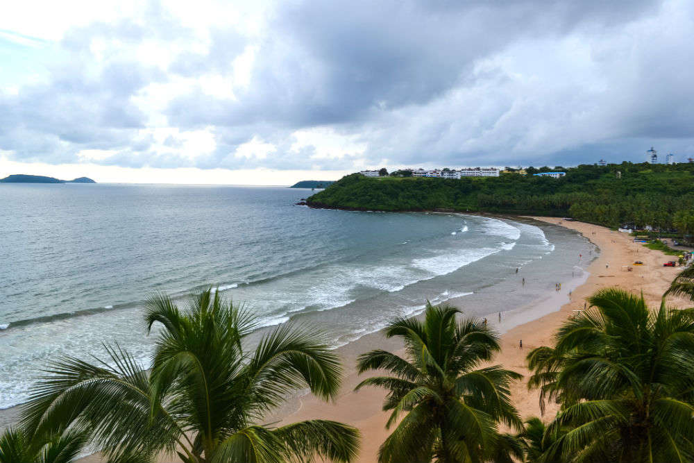 Monsoon travel: Goa in the rains