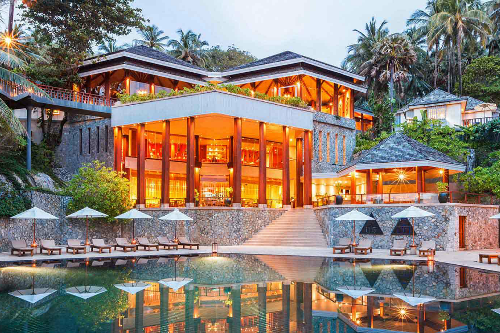 The best of luxury hotels in Phuket