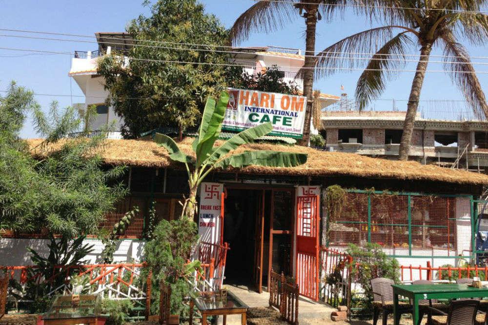 Hari Om International Café