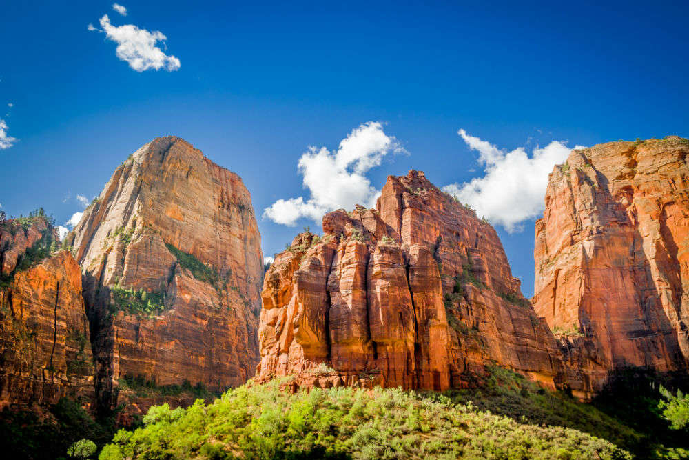 Tryst with nature at Zion National Park