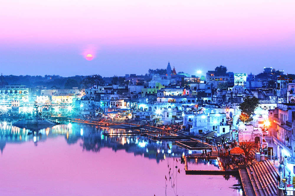 24 hours in Pushkar