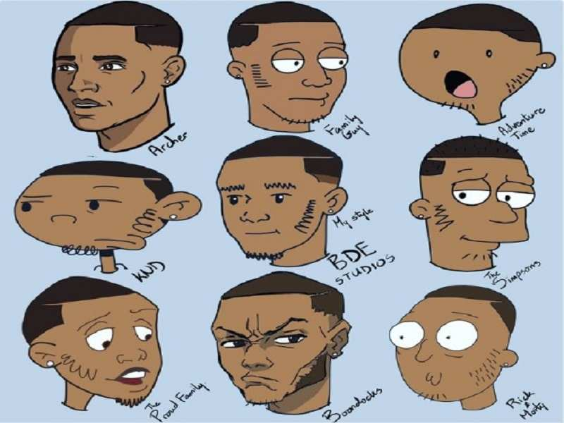 the boondocks artists take the style challenge times of india