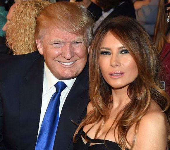 New York Post Publishes Nude Photos Of Trumps Wife Melania - Times Of India-8020