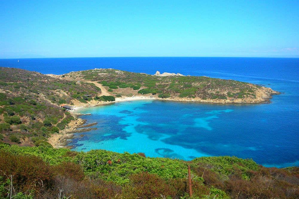 Cala Sabina Beach