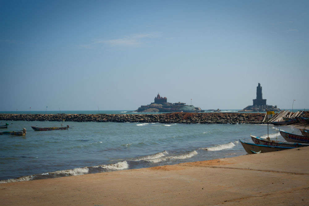 48 hours in Kanyakumari