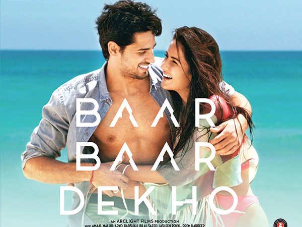 Baar Baar Dekho Hindi Movie News Times Of India
