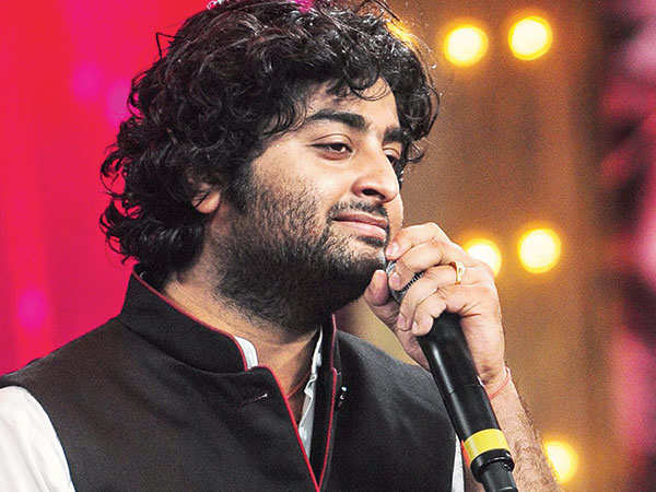 arijit singh god: Arijit Singh: God forbid, if I don't get to sing songs  tomorrow, I will become a music producer - Times of India