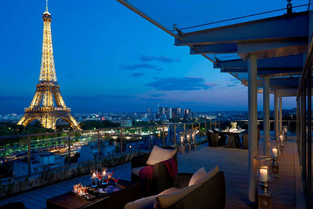 ​Luxury hotels in Paris