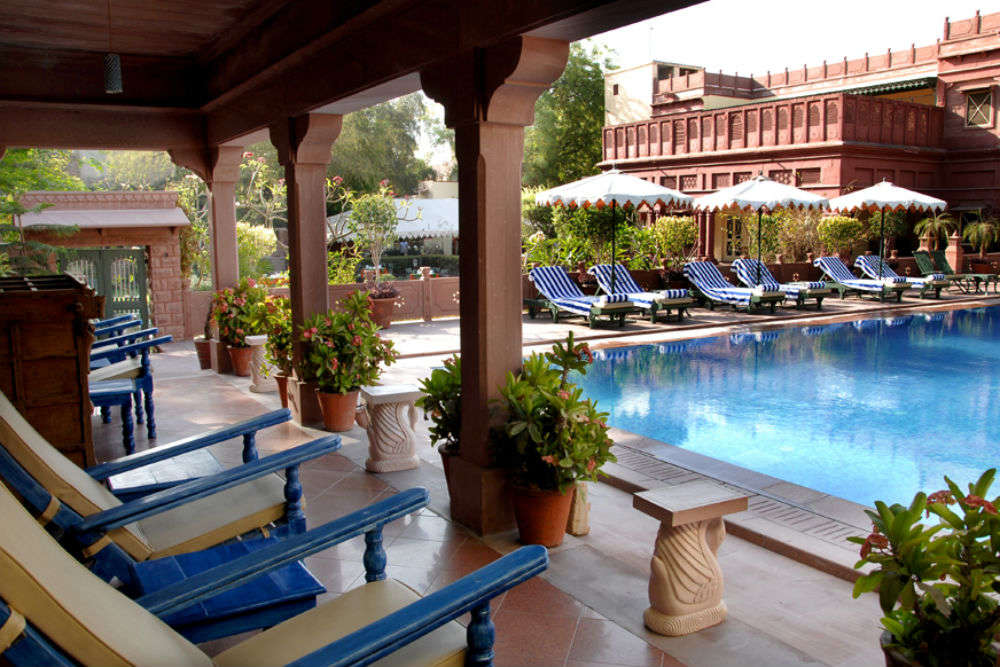 Mid-range hotels in Jodhpur
