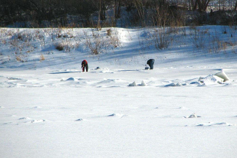 Try Ice Fishing