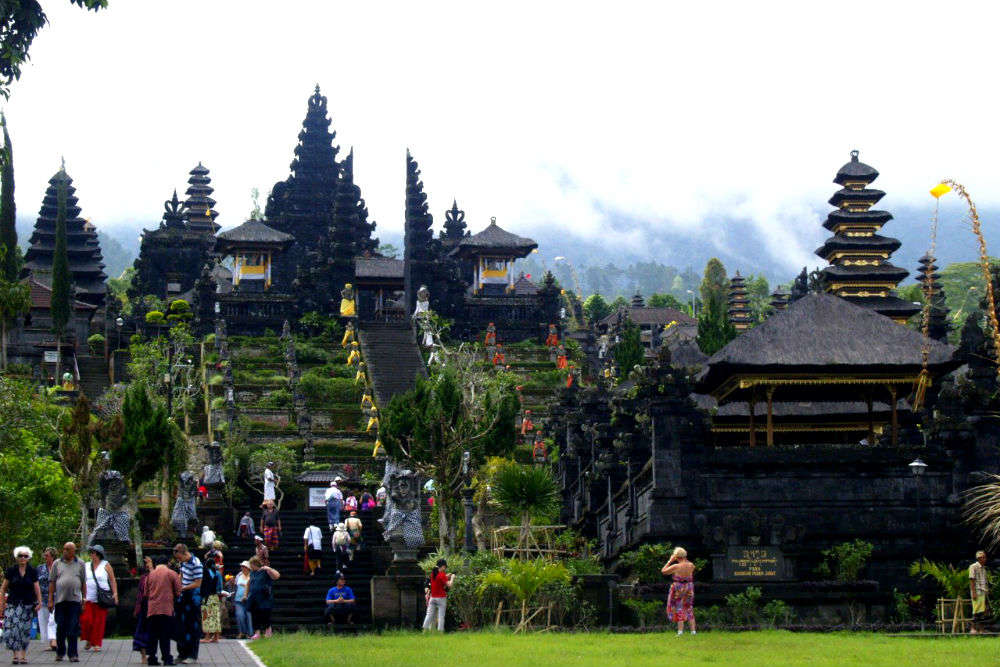 Visit some of Bali's Beautiful Temples