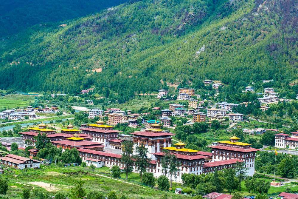 9 must visits in Bhutan