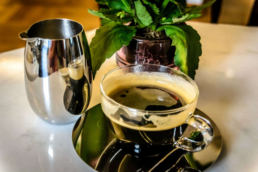 Visit a Coffee Farm and try a unique drink