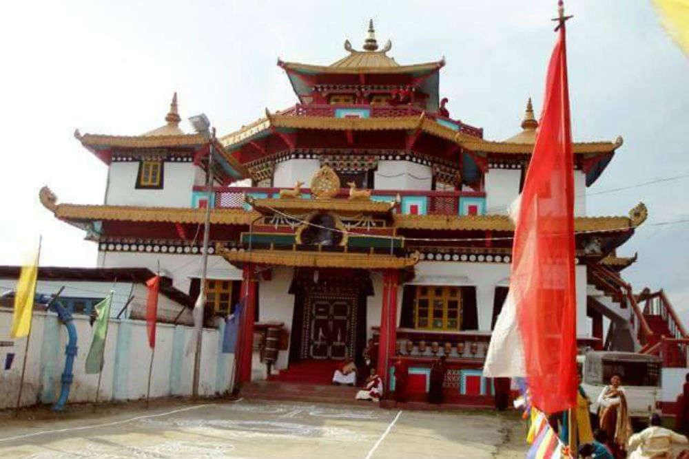 Zang Dhok Palri Phodang