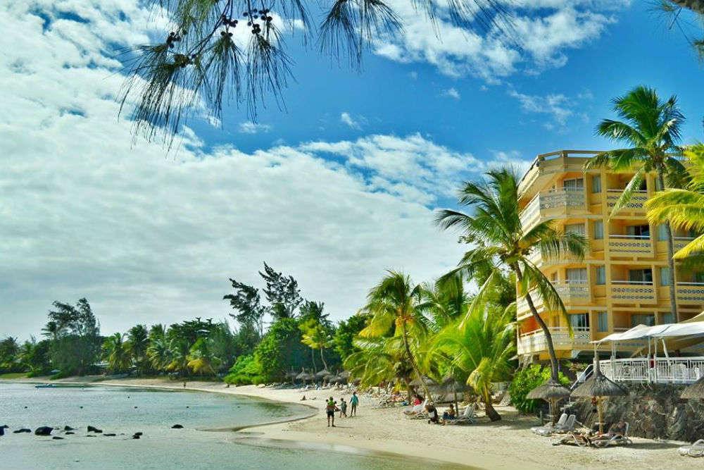 Merville Beach Resort