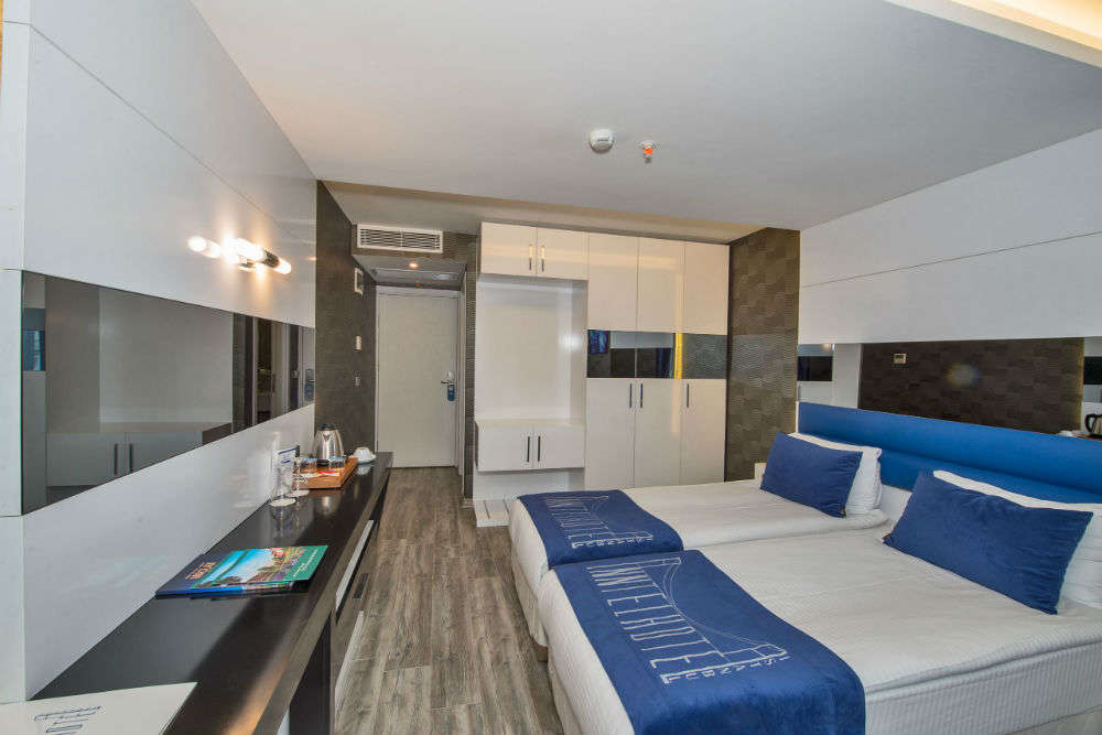Midrange hotels in Istanbul—luxury meets affordability