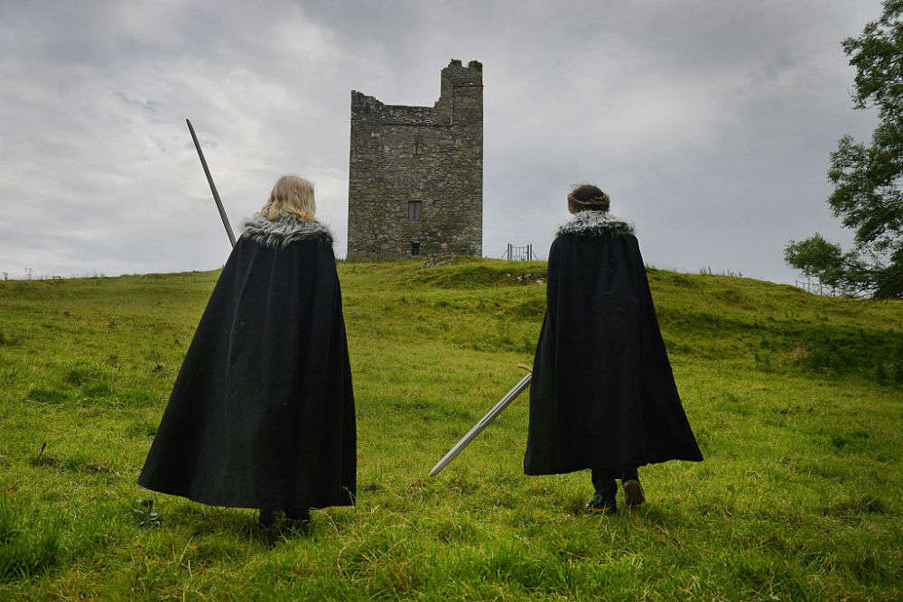 Visiting the locations from Game of Thrones