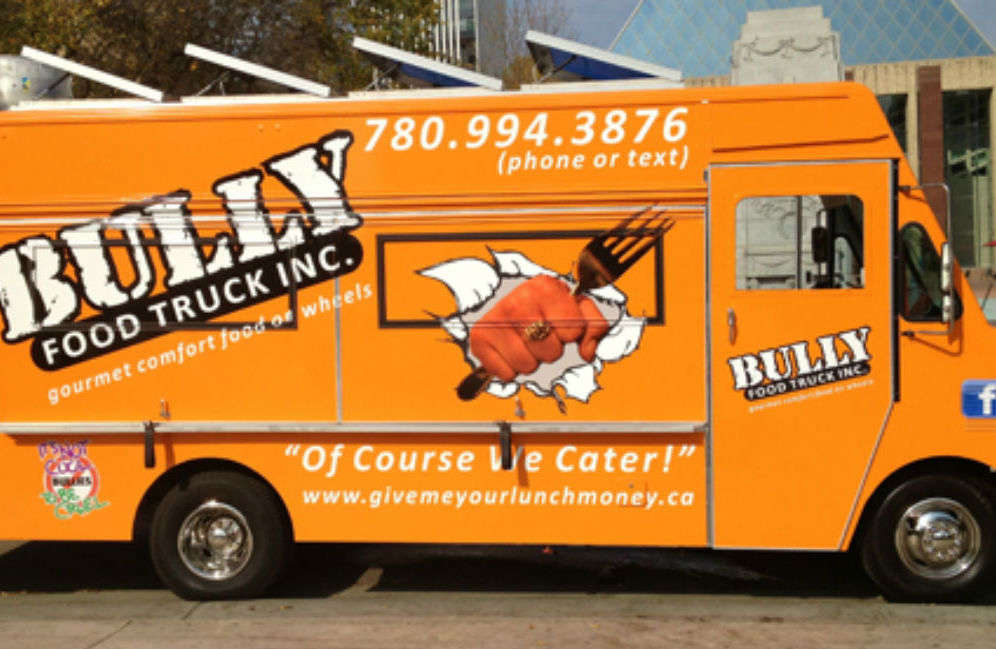 Bully Food Truck