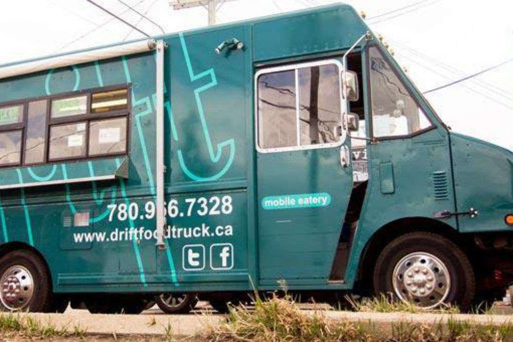 Drift Food Truck