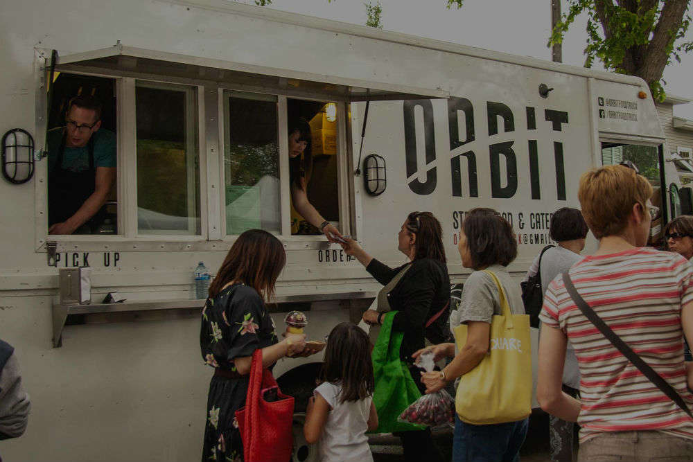 Orbit Street Food and Catering