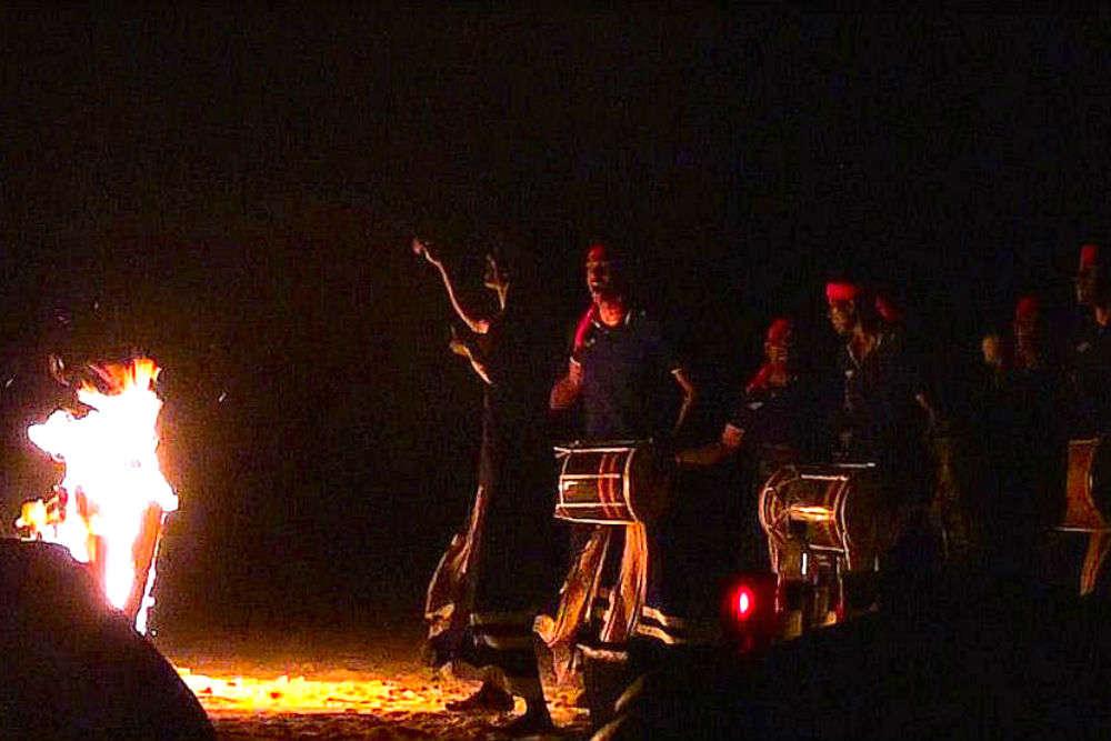 Boduberu Dance
