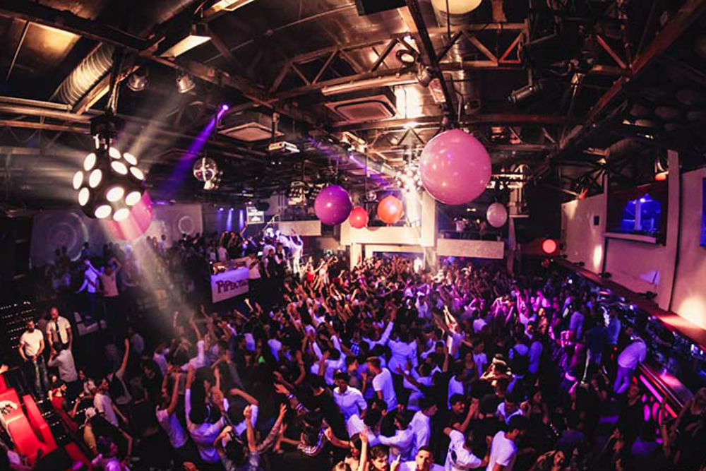 Best nightclubs in Rome