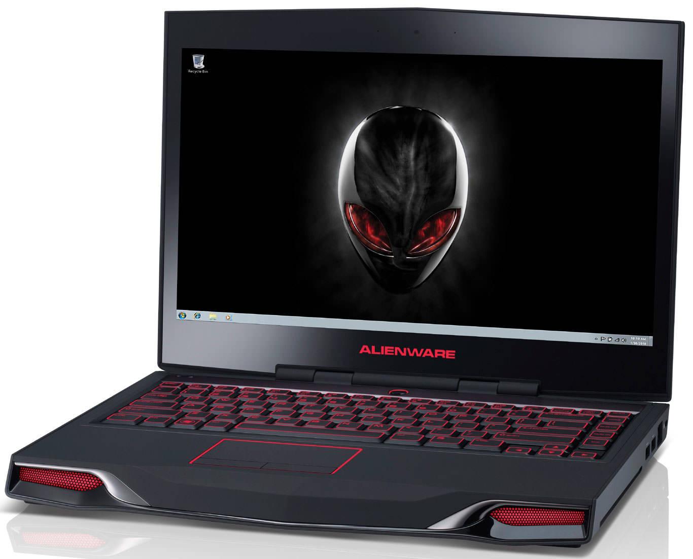 Compare Dell Alienware M14X Laptop vs Dell Alienware M14X R2
