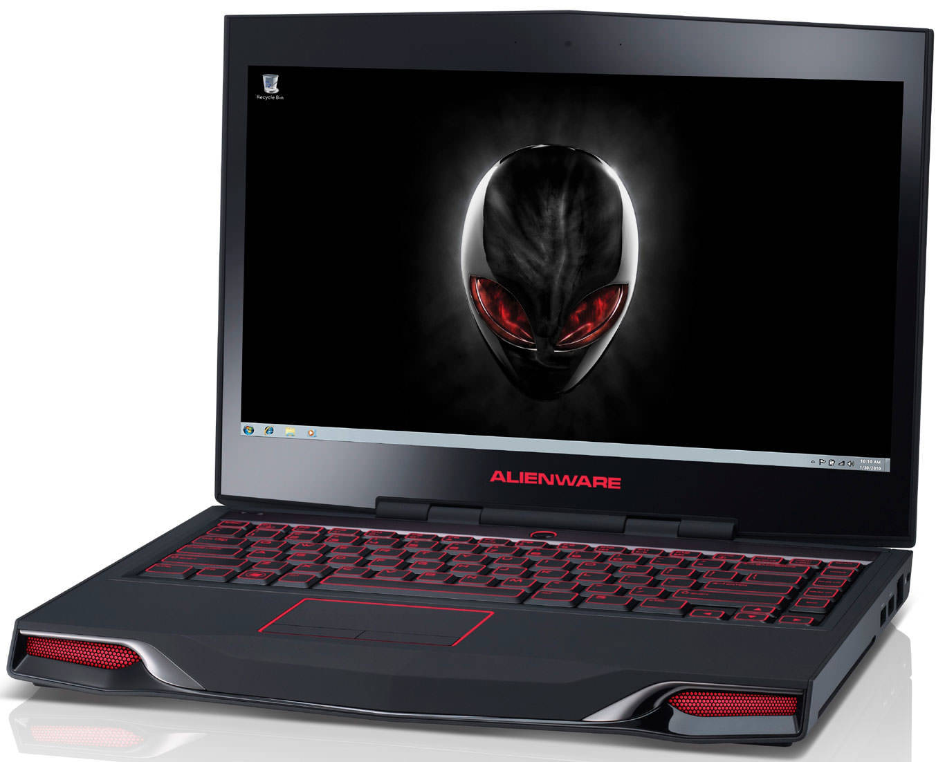 Compare Dell Alienware M14X Laptop vs Dell Alienware M14X R2 Laptop