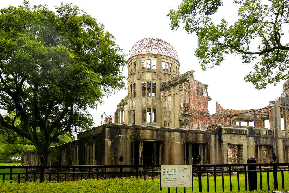 7 sights in Hiroshima that are strongly reminiscent of its horrific past