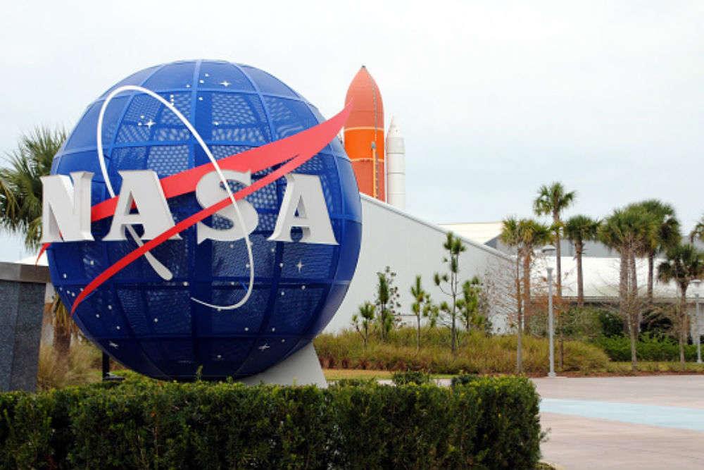 Day out at NASA