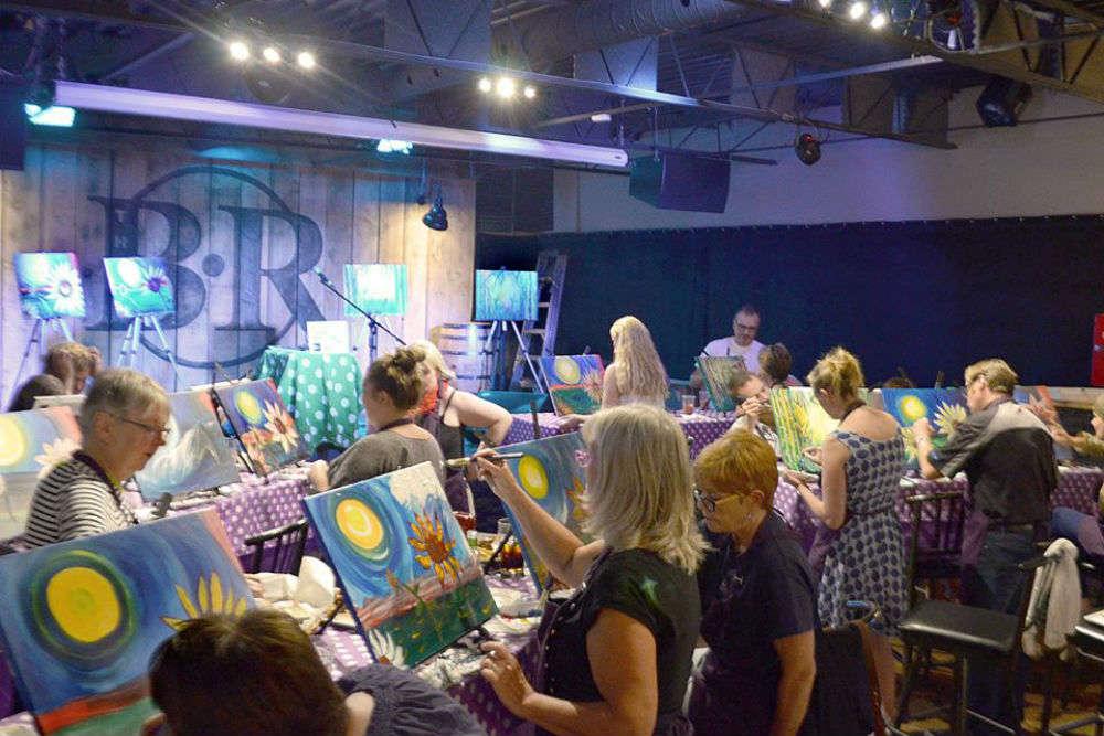 SmashArt Painting Event