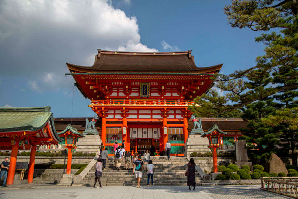 10 architectural delights of Kyoto