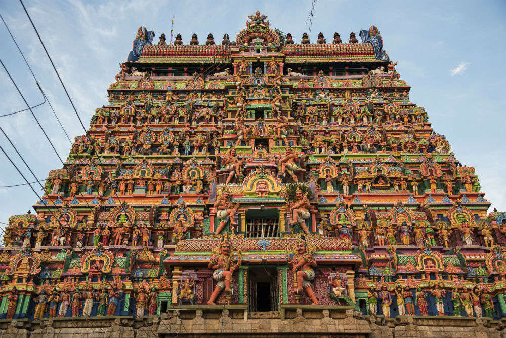 Chidambaram temples: a slice of history, culture and religion