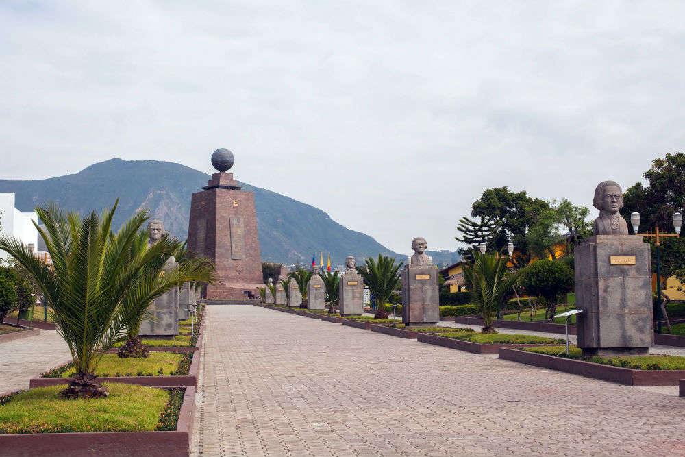The Village of Mitad Del Mundo