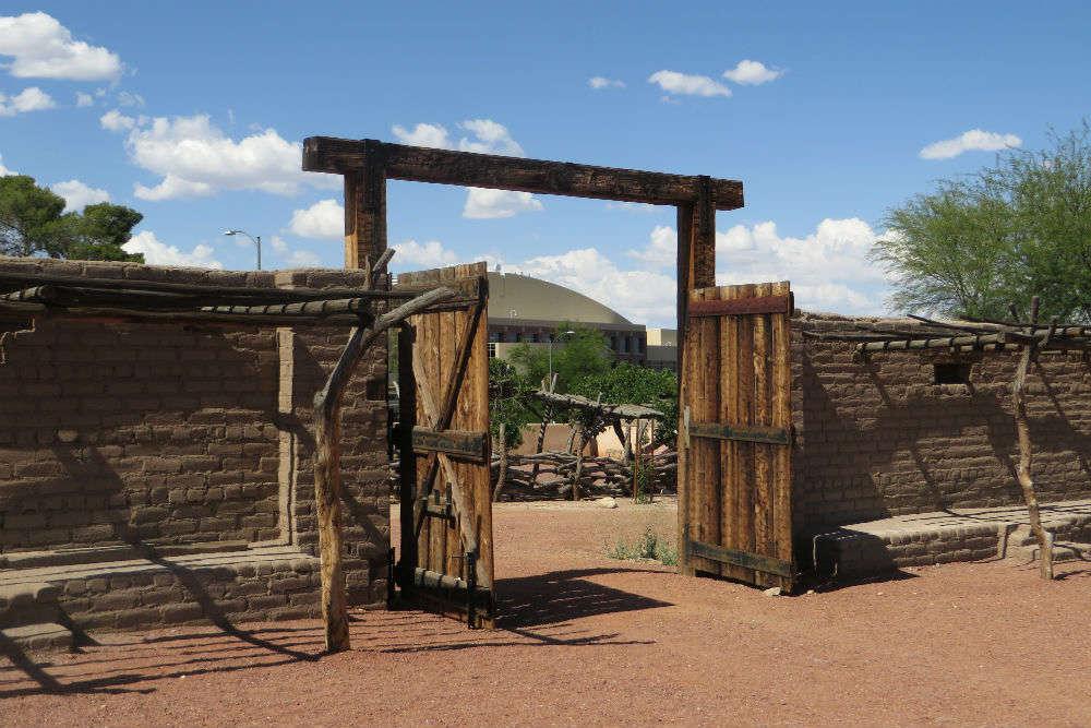 Old Las Vegas Mormon Fort Historic Park
