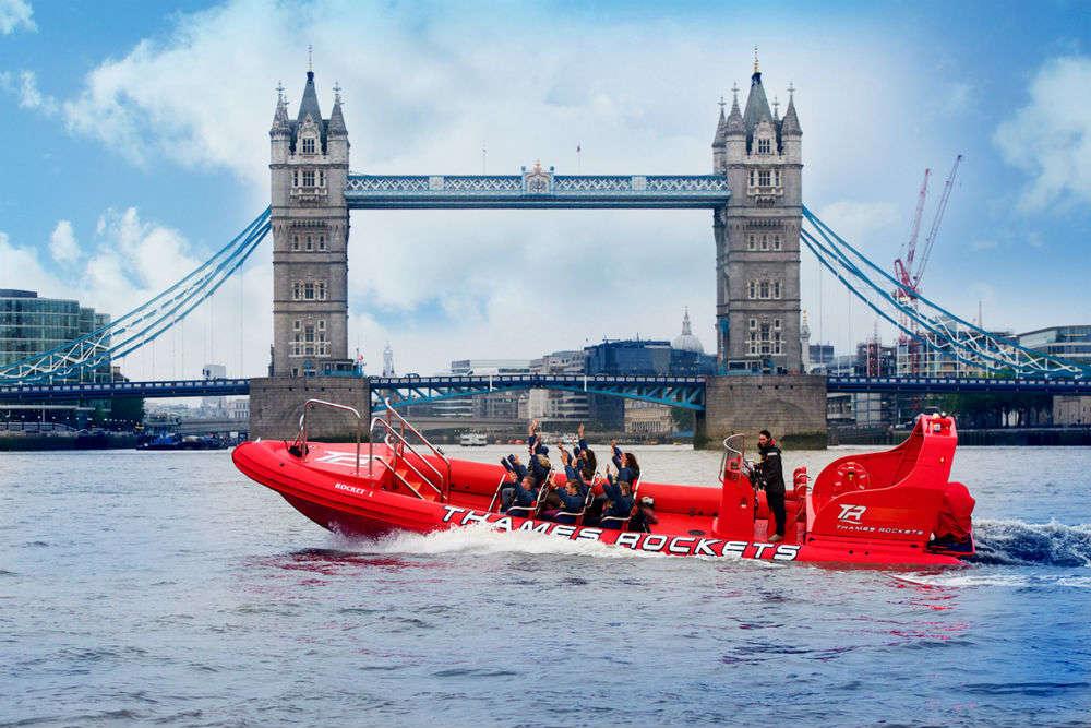 The Thames Rocket Rib