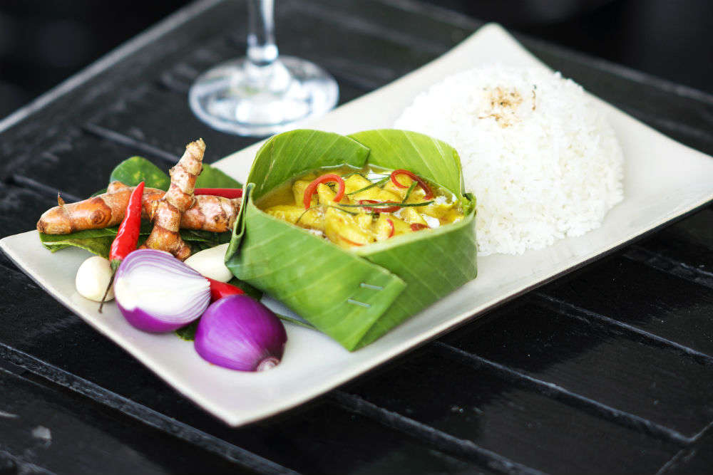 Indulge in aromatic Khmer cuisine