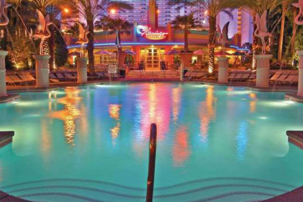 Beach Club Pool at Flamingo