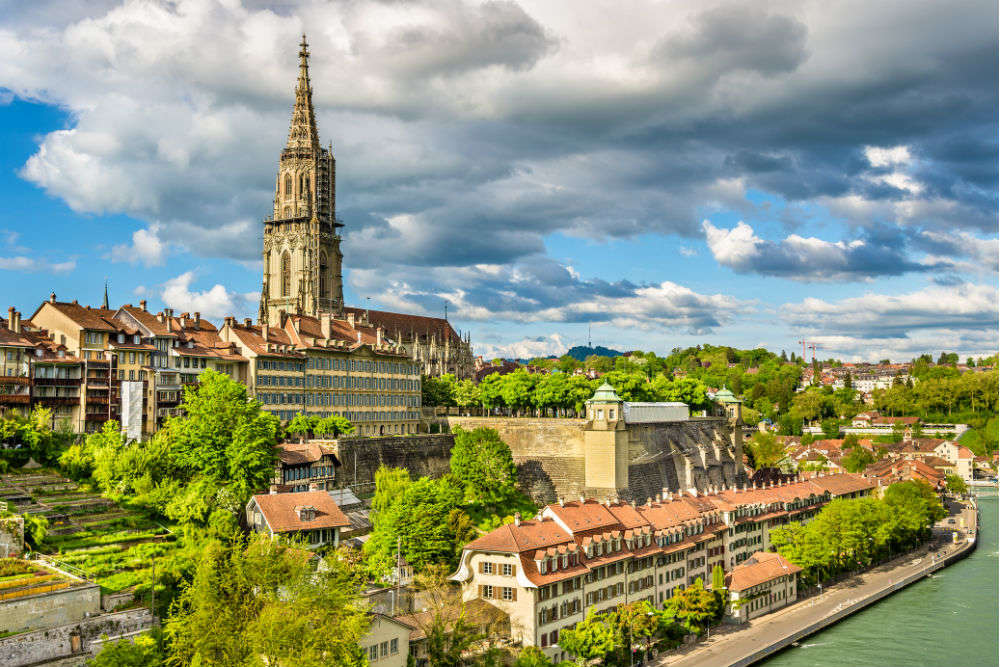 10 reasons you have to visit Bern now
