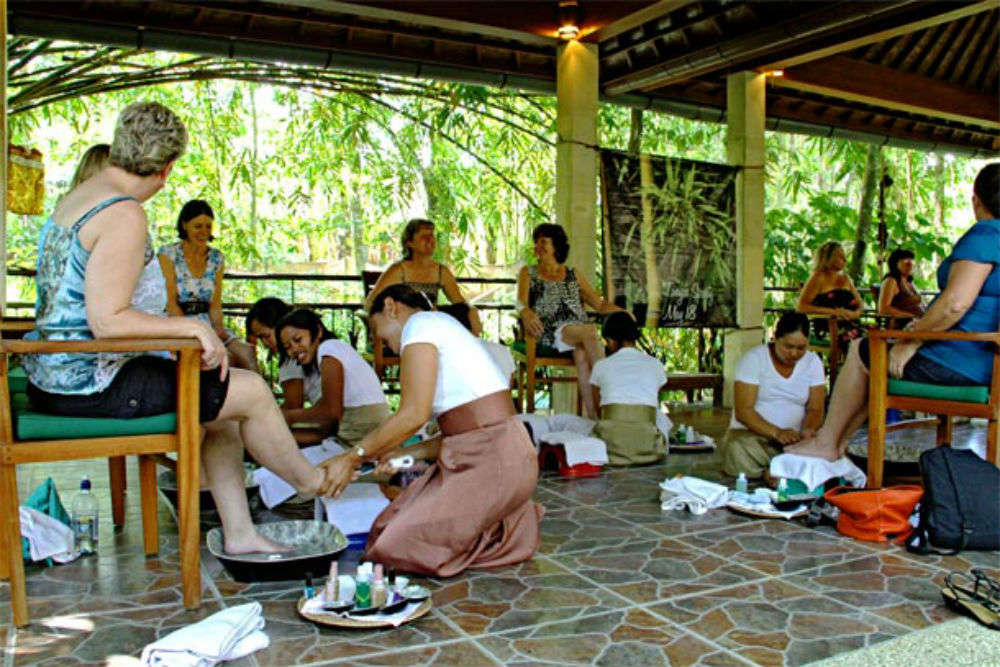 Taksu Yoga Retreat and Spa