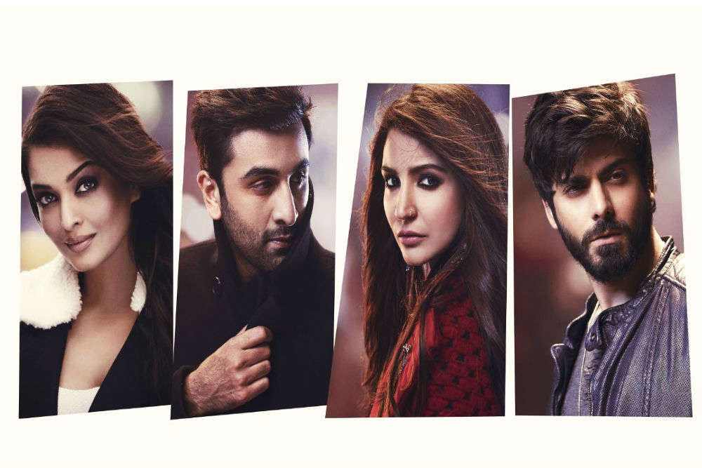 This is how Ae Dil Hai Mushkil is going to twitch your heart and inspire you to travel!
