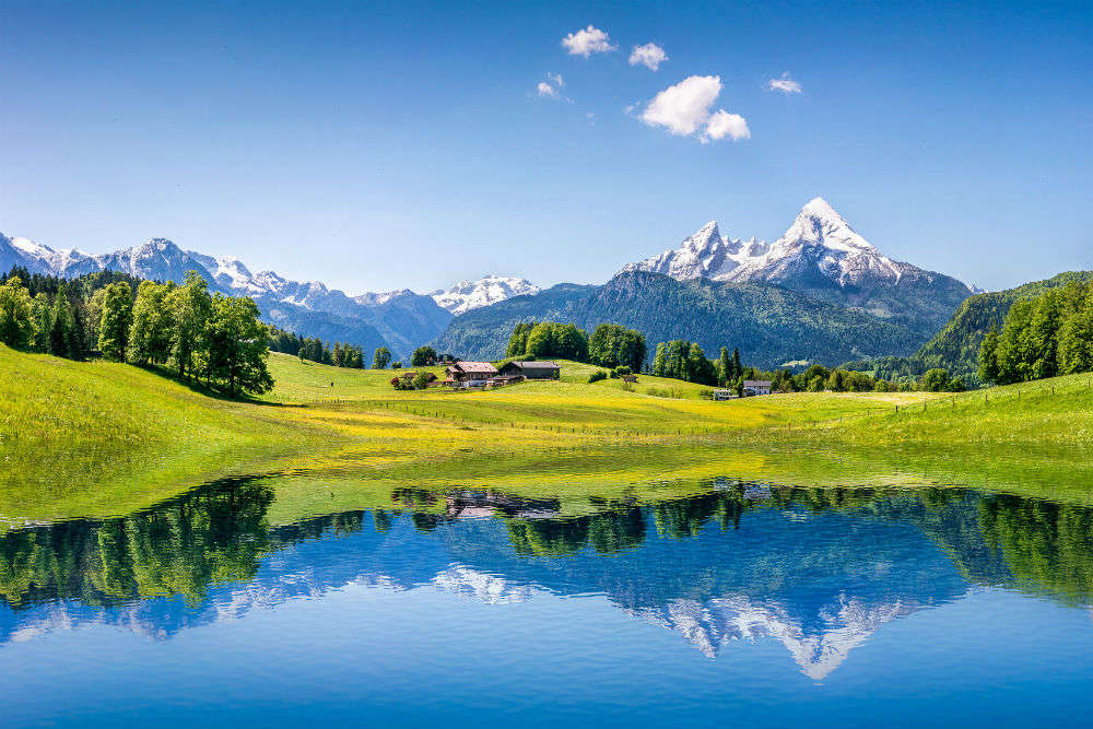 Switzerland in 10 days