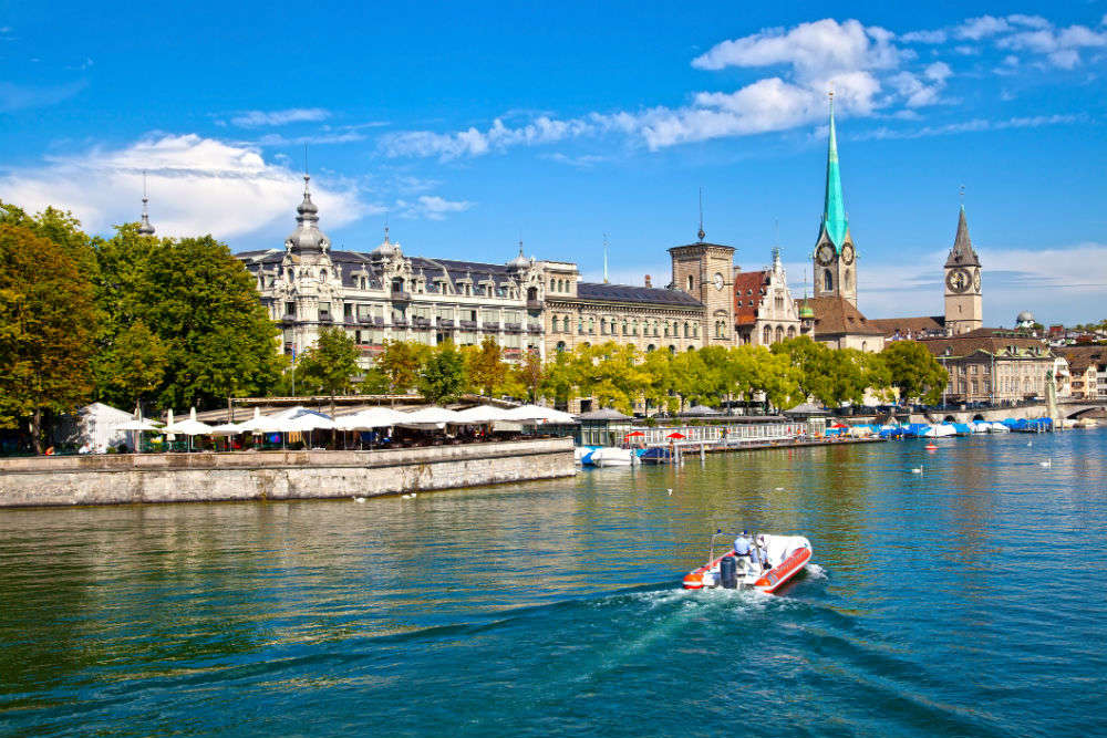 The lovers' guide to Zurich