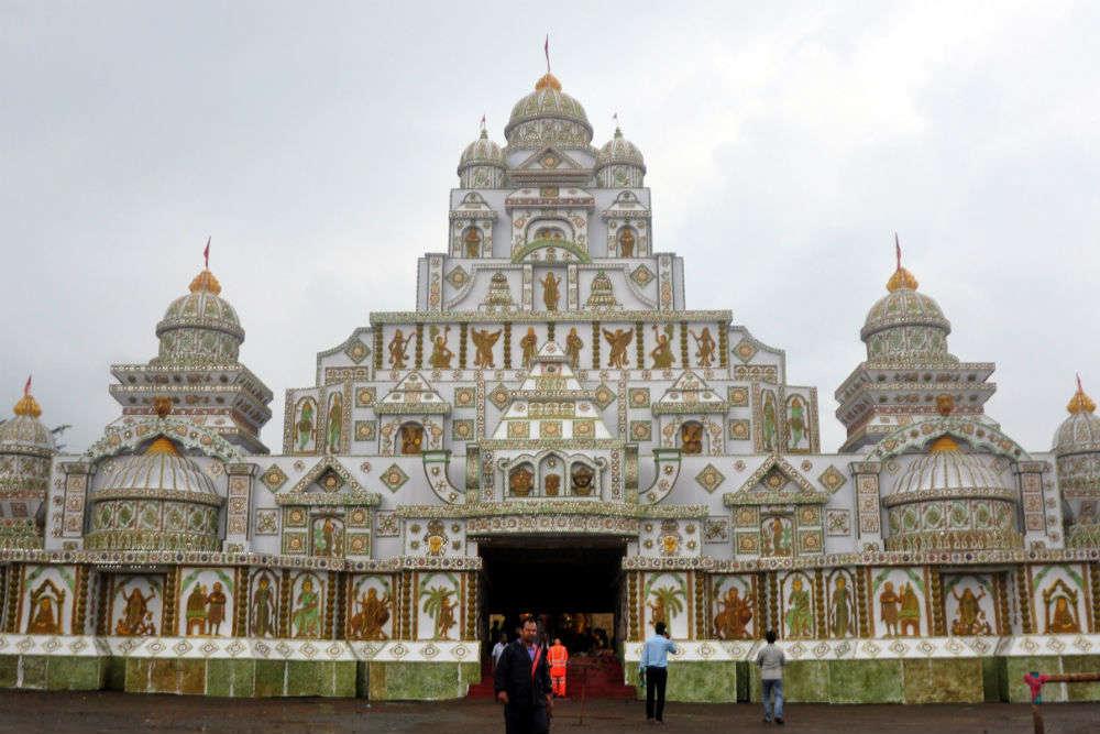 Rasulgarh Puja Pandal